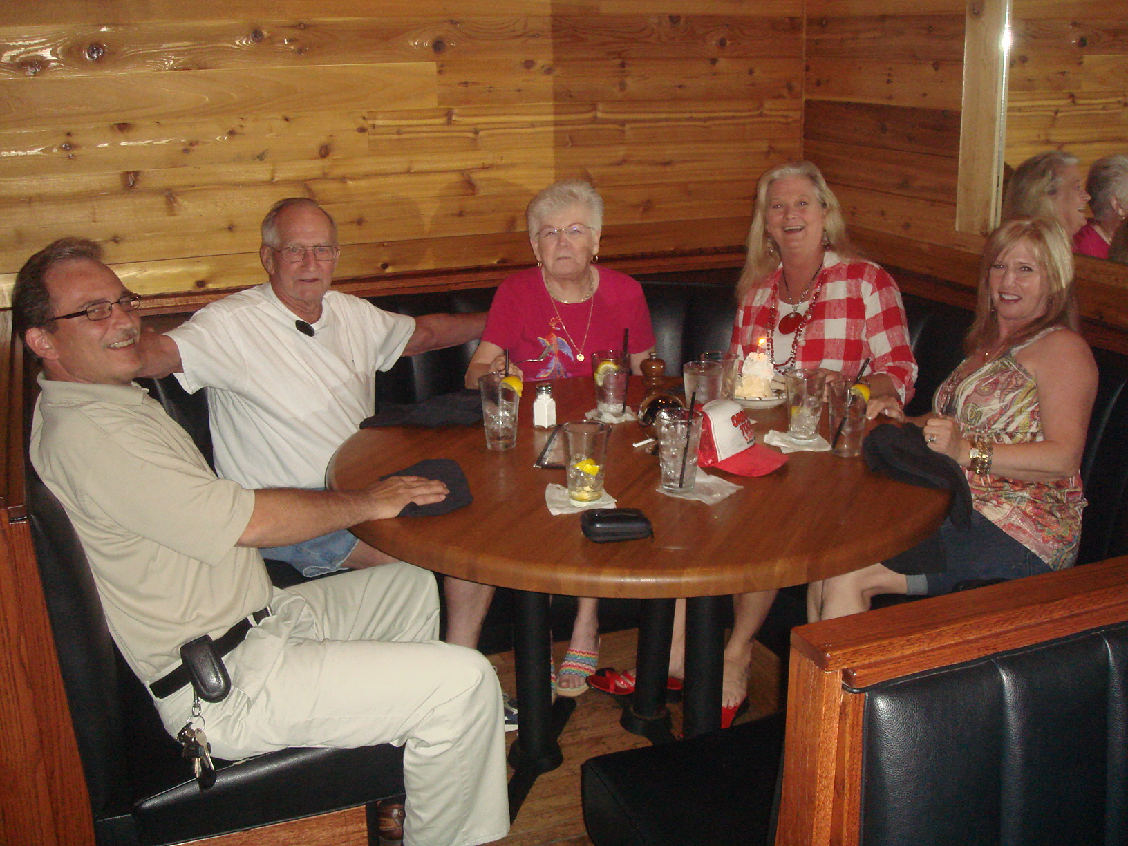Terrie's birthday lunch