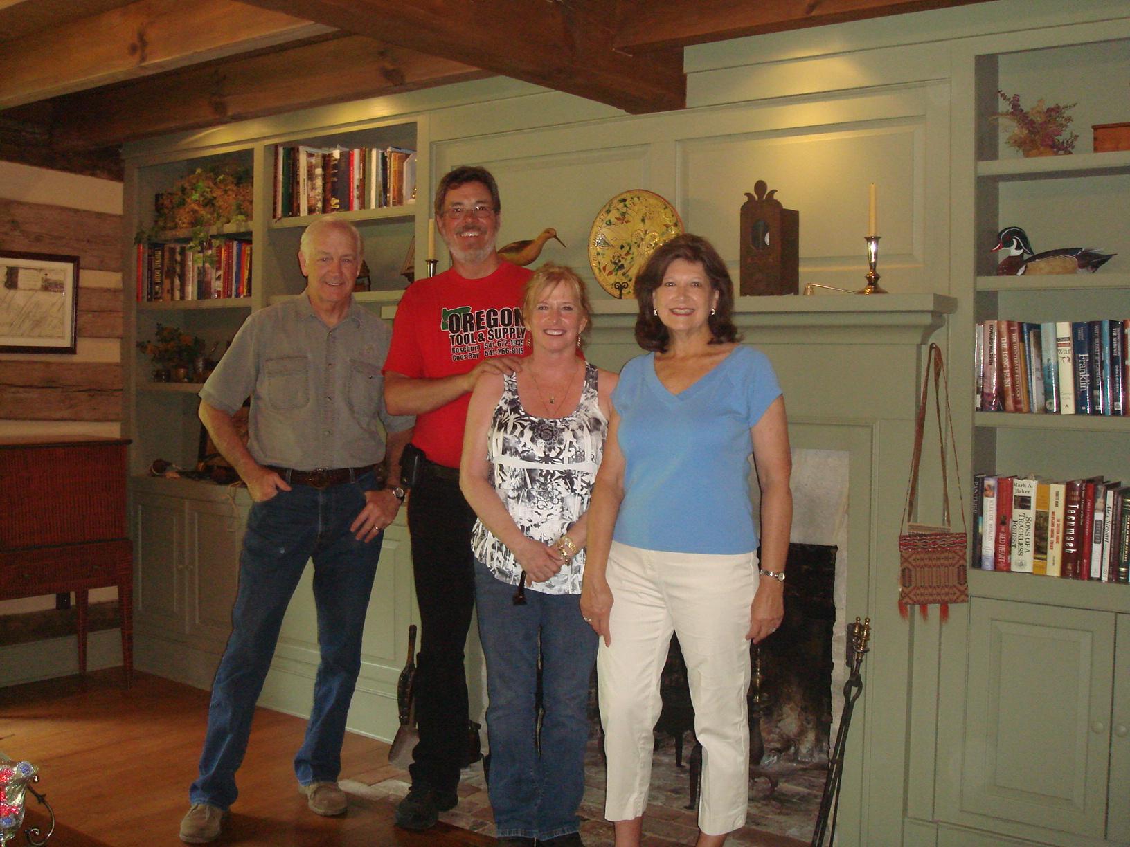 David & Jane Wright's home