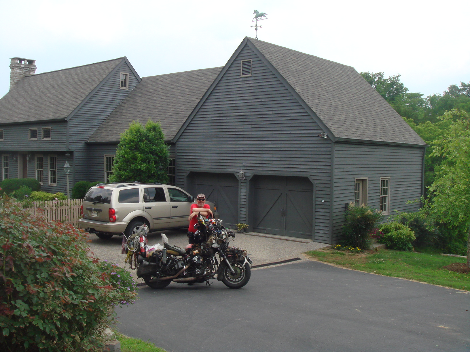 David & Jane's home