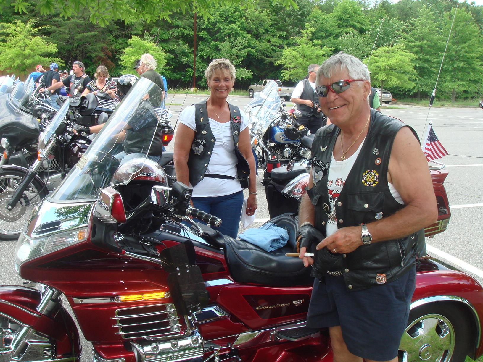 Marv & Connie, Brookville Ohio